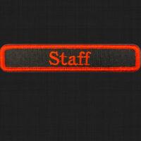 Haunt Staff Badges
